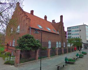 Oplysningsforbundenes bygning i Roskilde